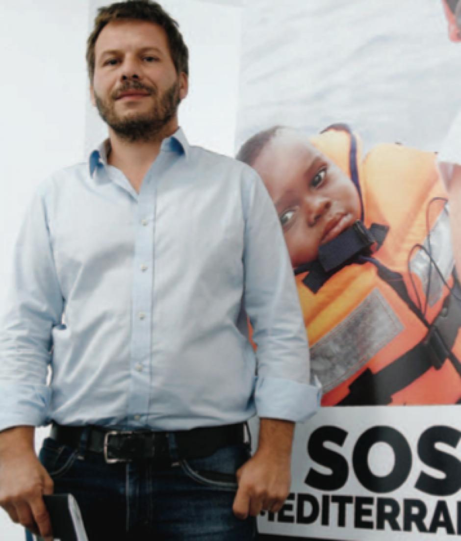 Aquarius. MSF lance un appel pour un pavillon