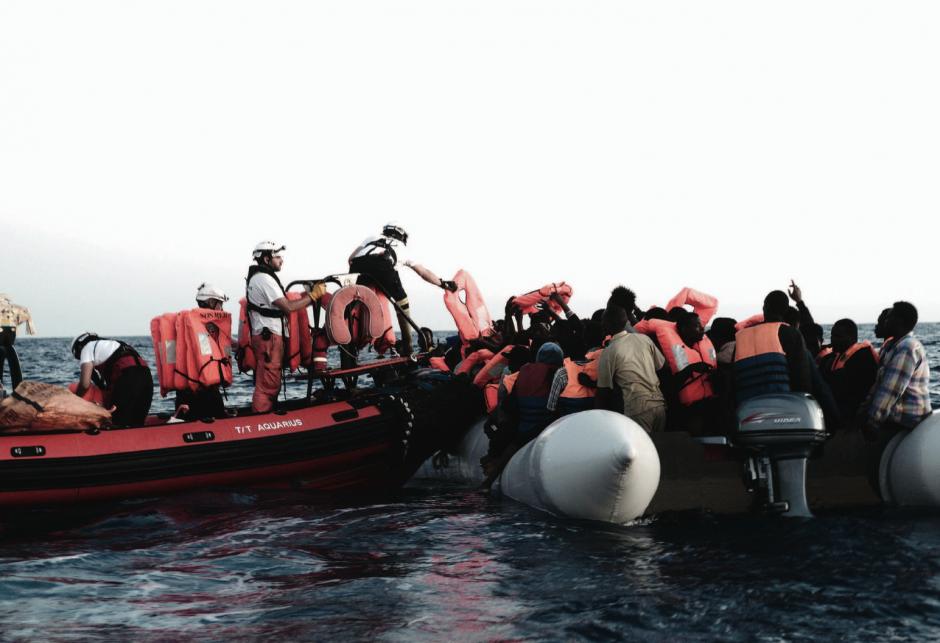Méditerranée. 629 femmes, enfants, hommes migrants à la dérive et abandonnés par l'union européenne
