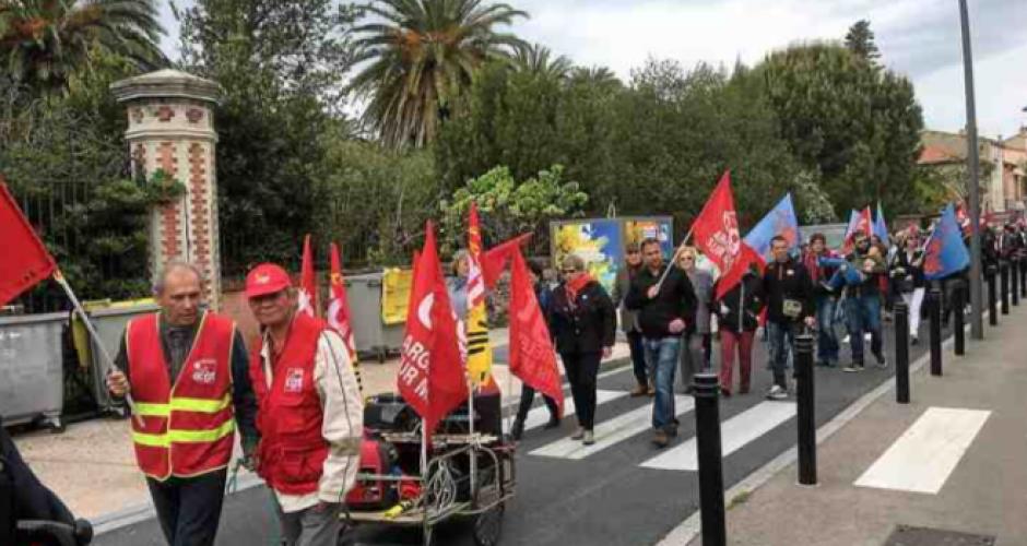 Argelès-sur-Mer. Un défilé inquiet et impliqué