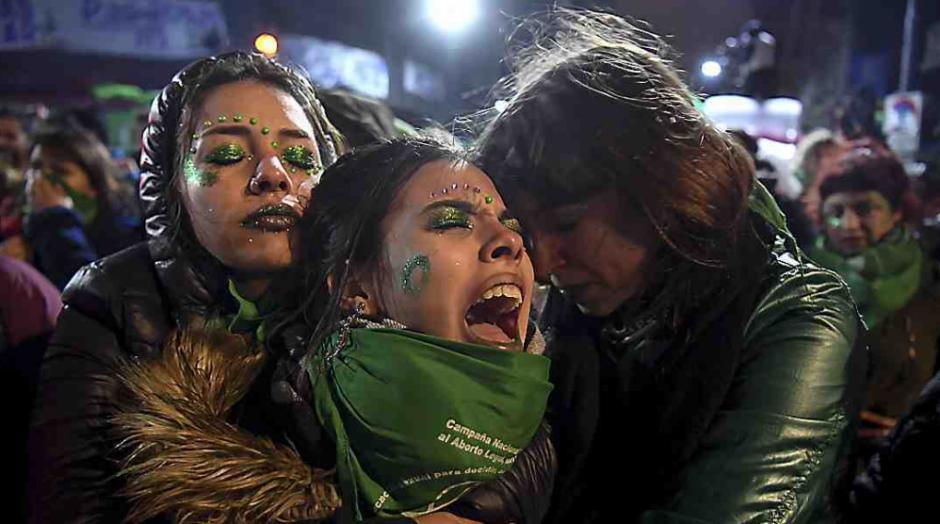 Argentine. La légalisation de l'avortement rejetée par le Sénat
