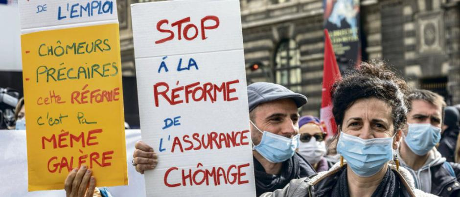 Assurance-chômage. Nouveau passage en force de Macron
