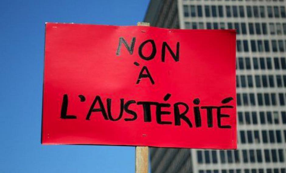 Refuser l'austérité infinie