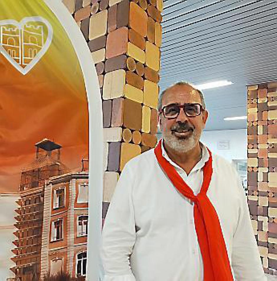 Nicolas Garcia. Un maire, également vice-président des P.-O. (L'Indep)