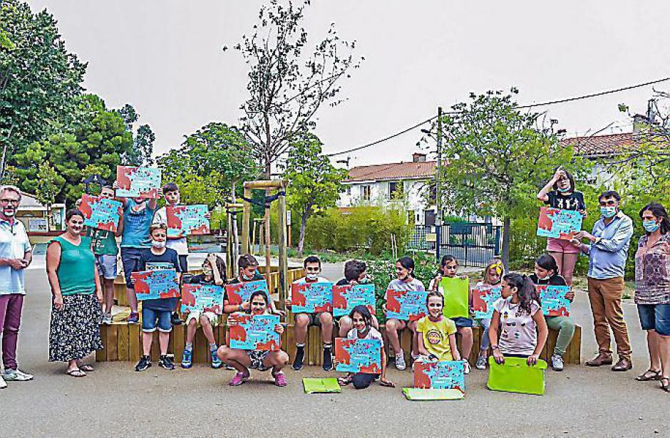 Alènya. Des livres offerts aux enfants de CM2 par la ville (L'Indep)