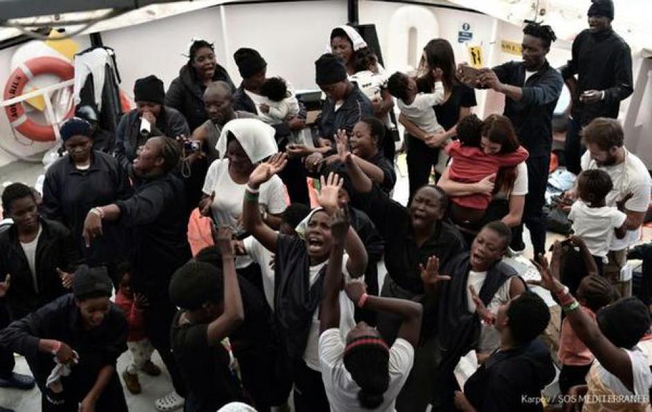 Aquarius. Les migrants seront accueillis par 5 pays