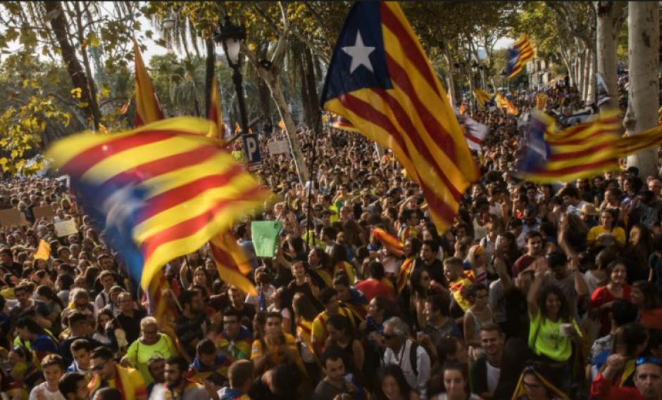 Conférence-débat sur la Catalogne