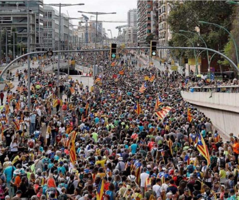 Catalogne. Mobilisation et grève, le jour et la nuit