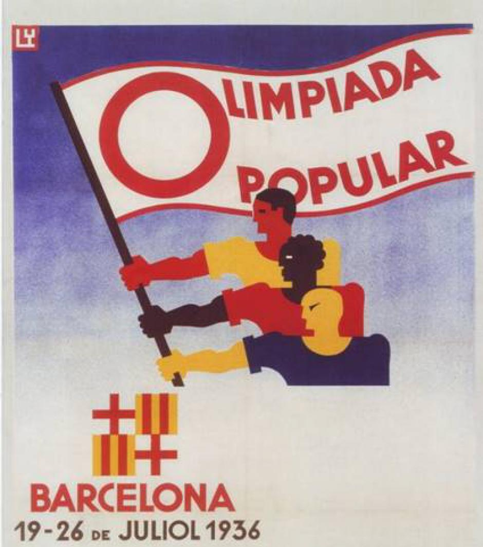 Barcelone 36, l'Olympiade oubliée