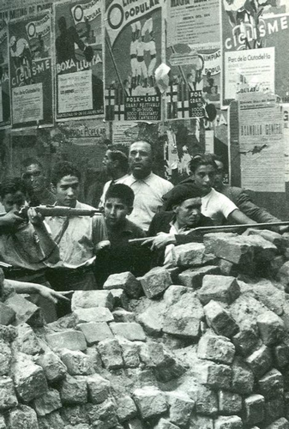 Barcelone, juillet 1936. L'olimpiada popular