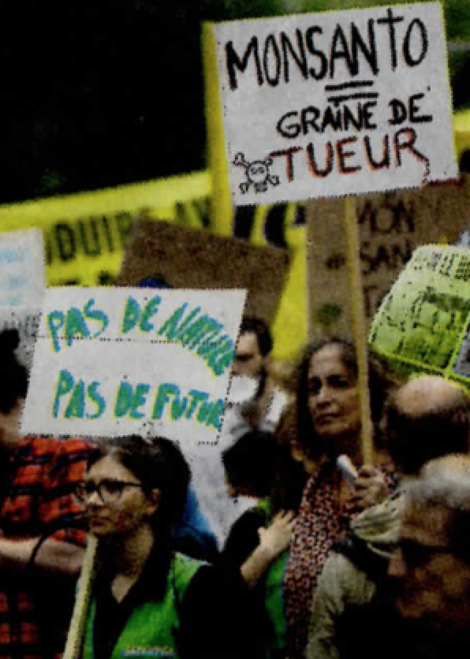 Environnement. Le monde a marché contre Bayer-Monsanto