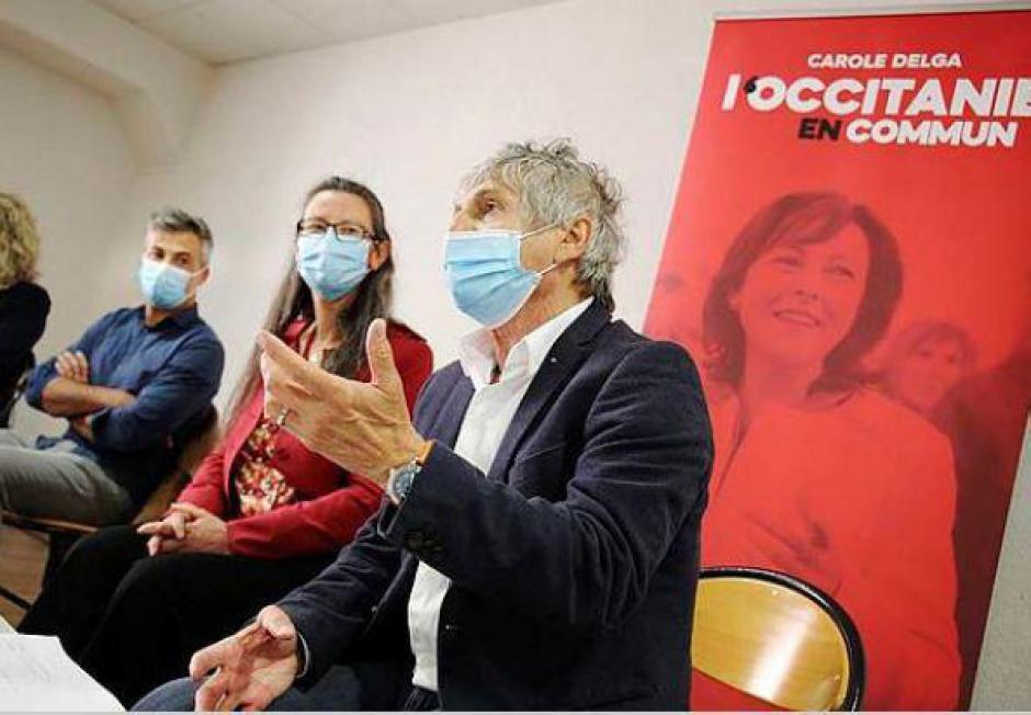 Élections régionales. Carole Delga plébiscitées par les électeurs audois et catalans (L'Indep)