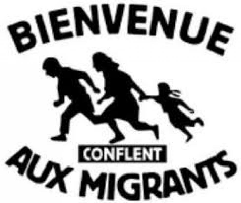 Réunion de « Bienvenue aux migrants dans le Conflent »