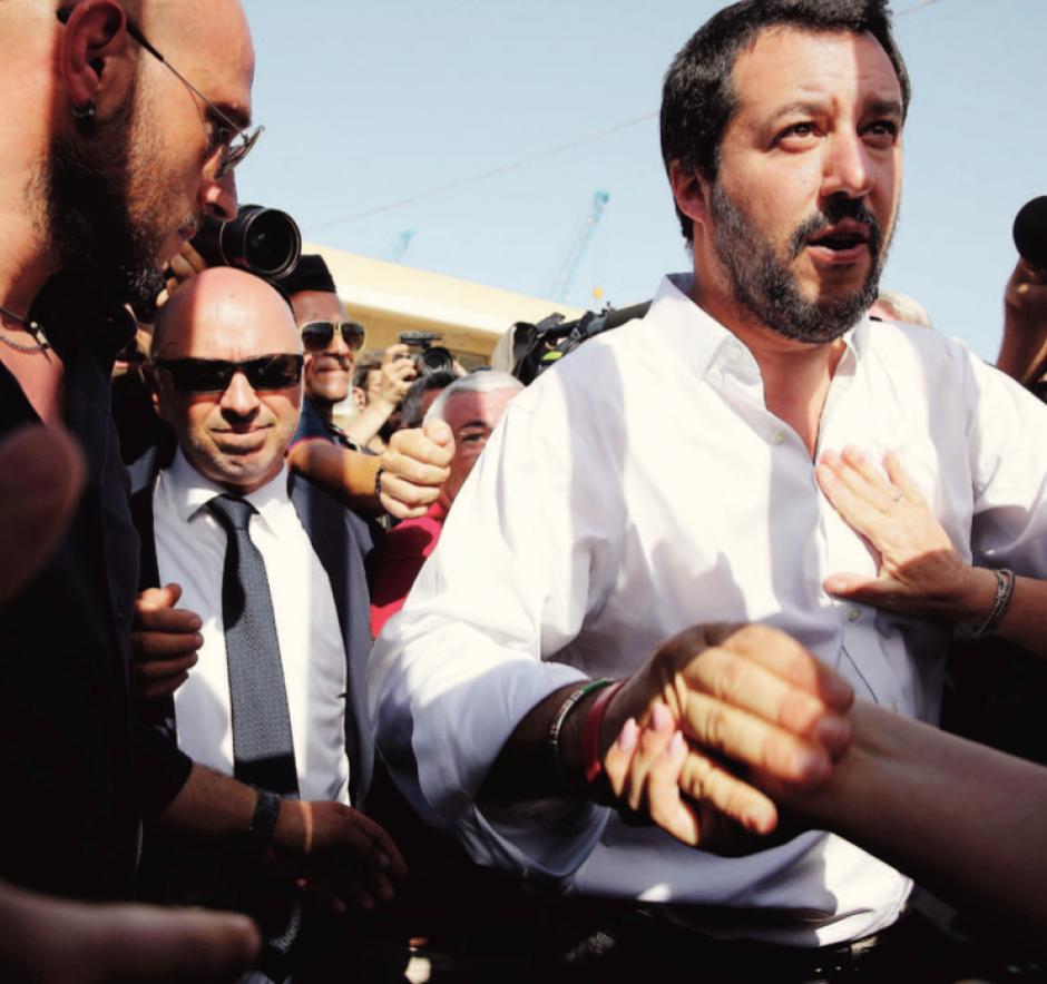 Du 26 mai en France à la victoire des droites extrêmes en Italie