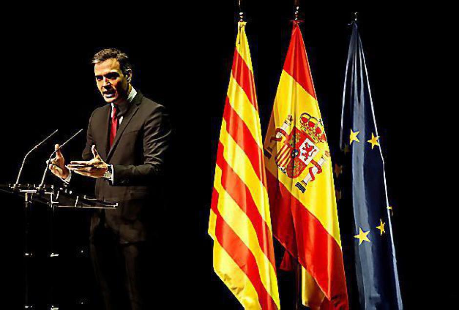 Catalogne. Pedro Sanchez va demander grâce des prisonniers catalans (L'Indep)