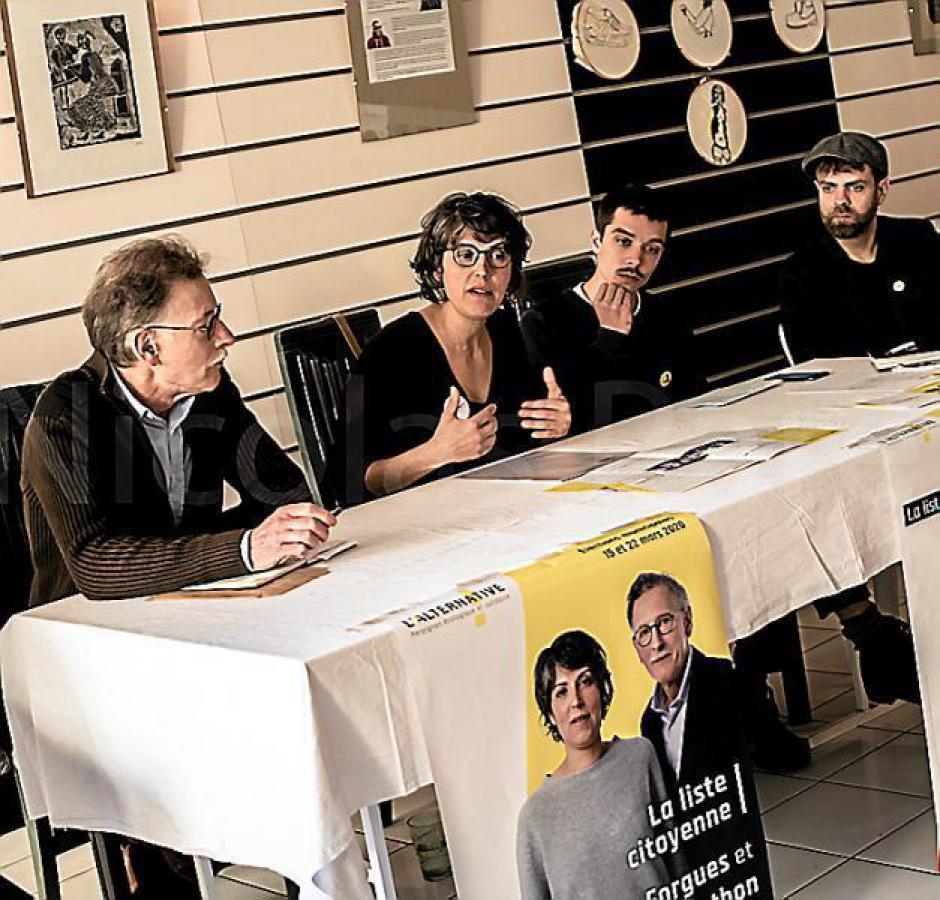 Municipales à Perpignan. Le RIC comme Alternative démocratique