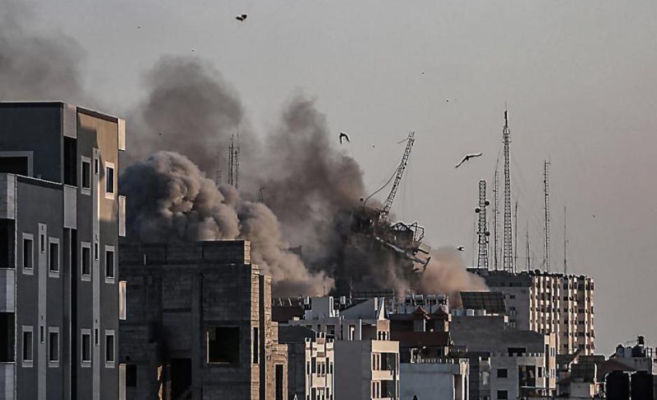Proche-Orient. L'engrenage meurtrier inquiète la communauté internationale  (L'Indep)