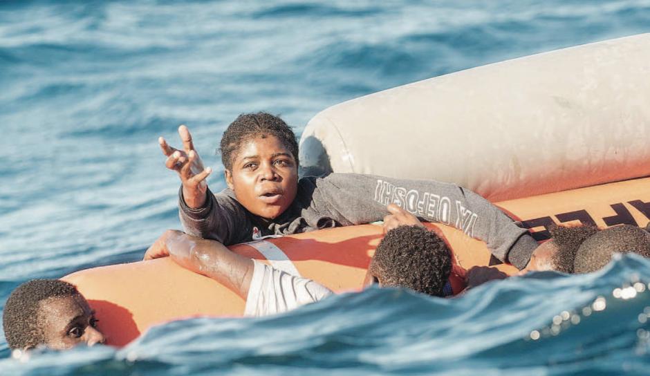 Aquarius, mineurs en détresse à Marseille, taudis malien à Montreuil… Ça suffit ! Le droit à la fraternité ! C'est maintenant !