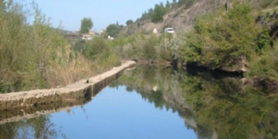Le Canal de Rivesaltes