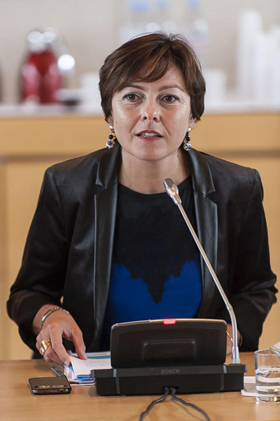 Carole Delga. « Une véritable dynamique autour de l'Occitanie »