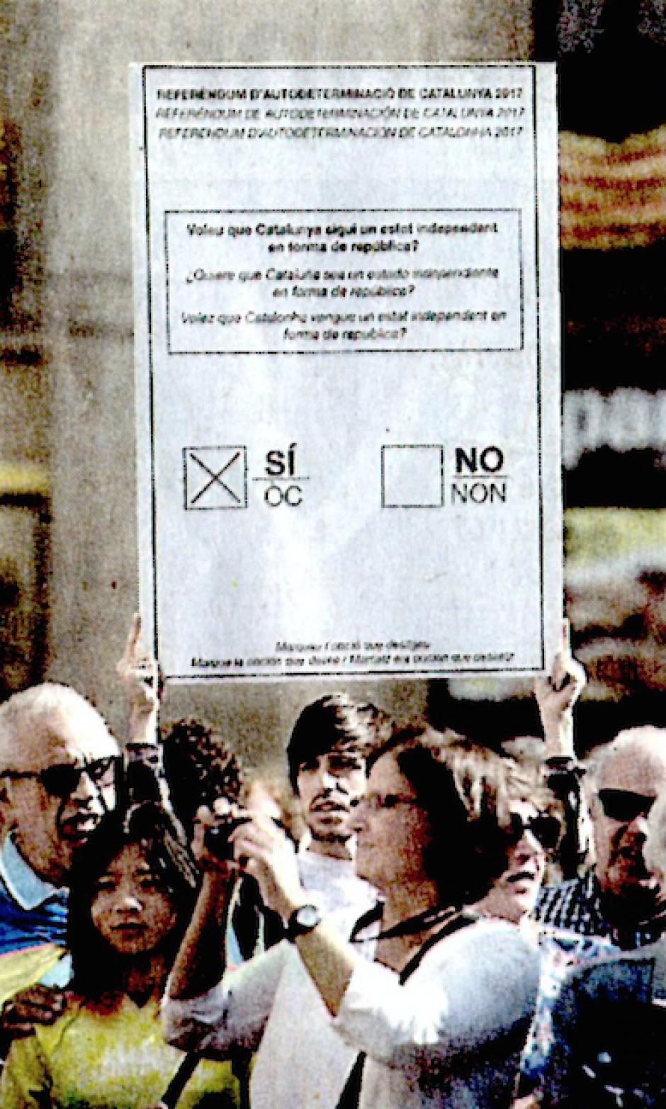 Catalogne. Le référendum sur les rail