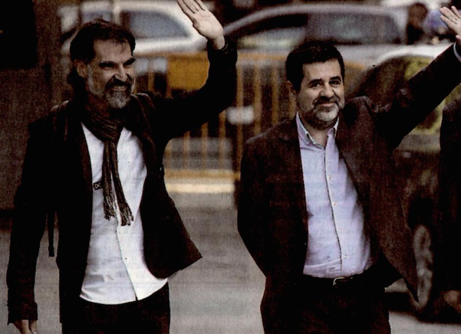Catalogne. La liberté des deux « Jordis » entre les mains du juge de Madrid