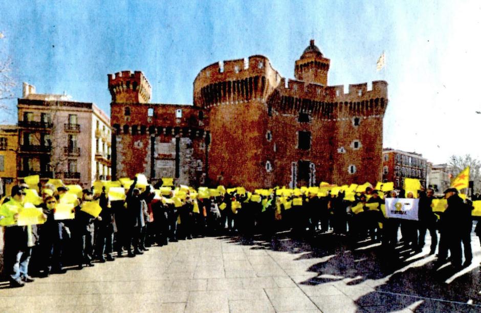 Catalogne. Le message solidaire des Catalans du nord pour la liberté d'opinion