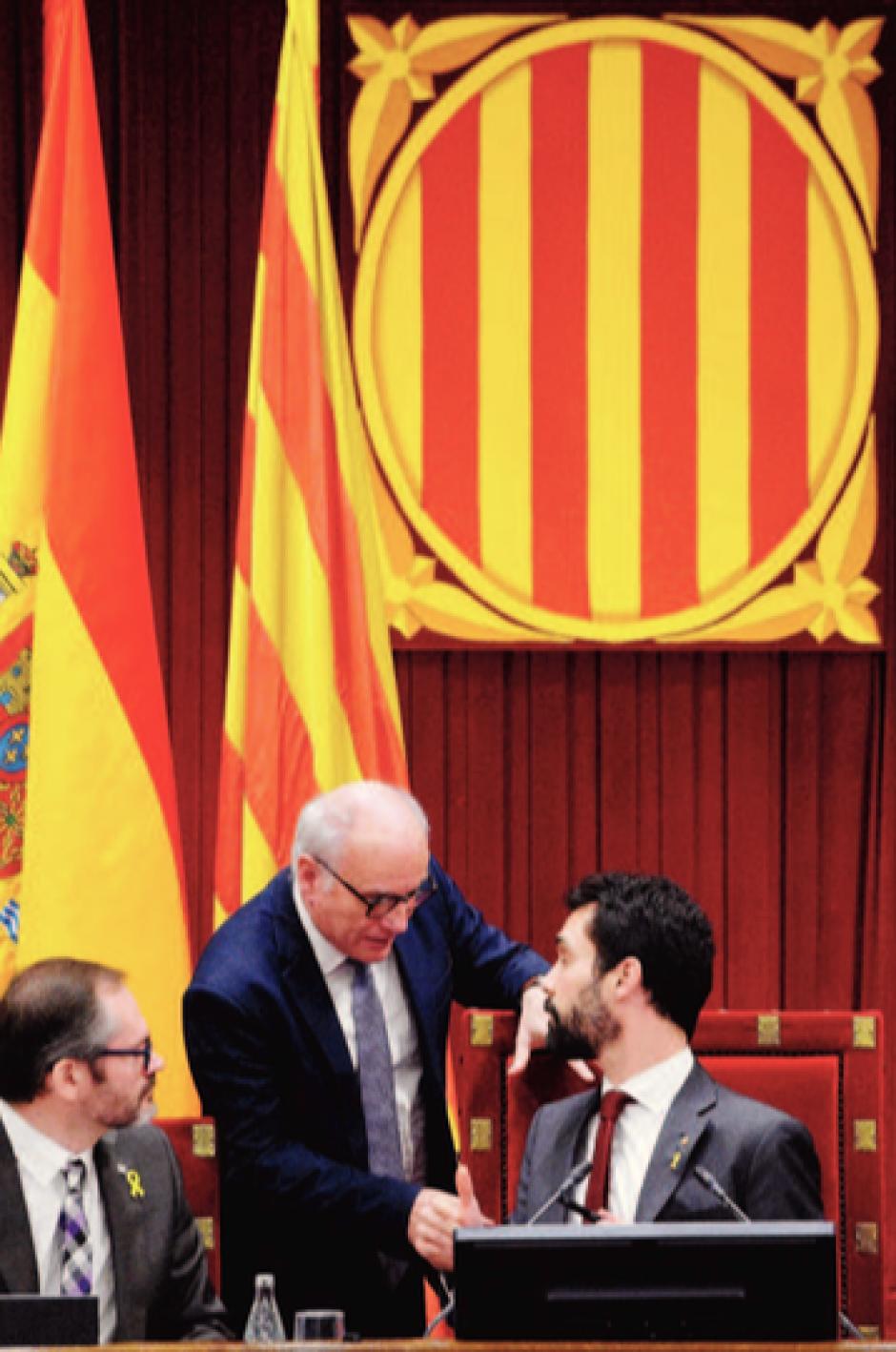 Catalogne. Motion contre l'« ingérence » de Madrid