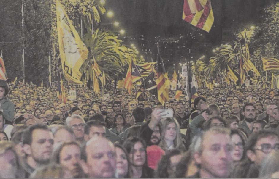 Vers un vendredi noir en Catalogne