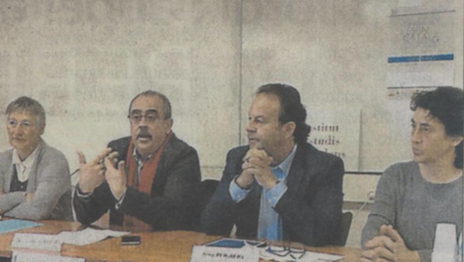 Congrès de l'espace catalan transfrontalier