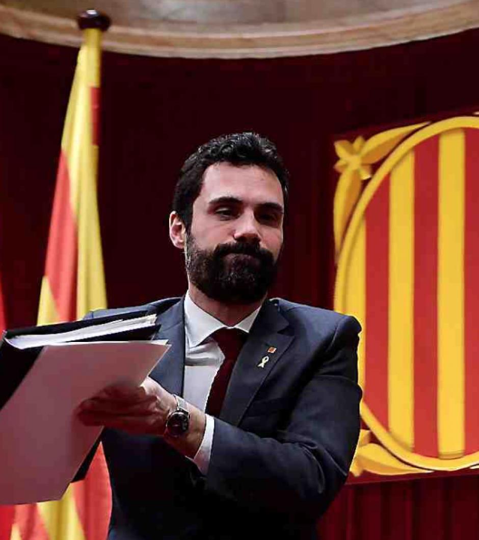 Generalitat de Catalogne. L'investiture suspendue à une libération