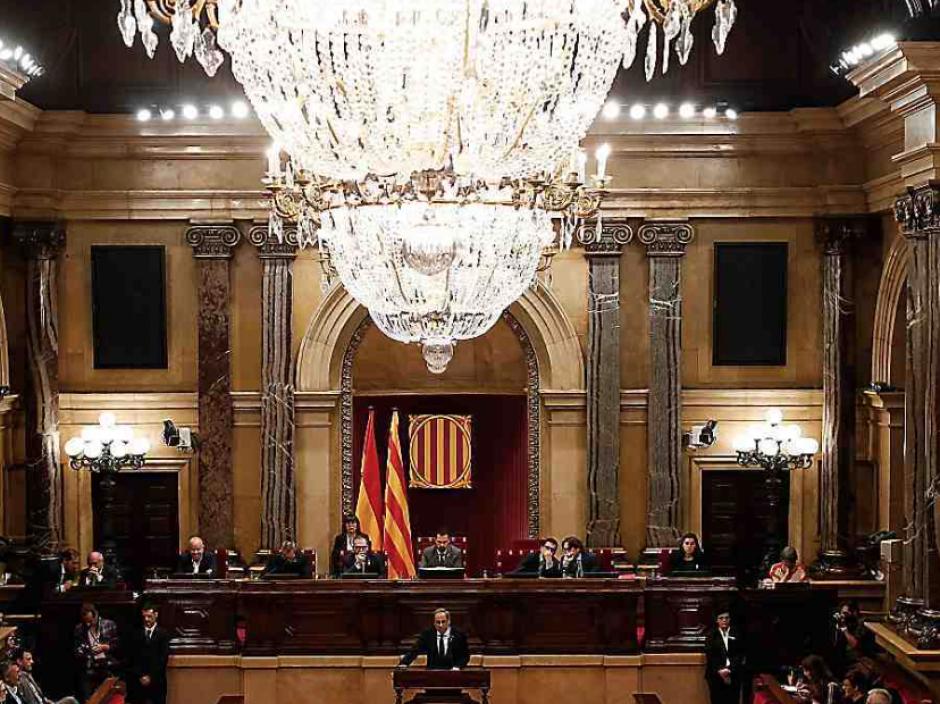 Parlement catalan. Le divorce entre indépendantistes consommé