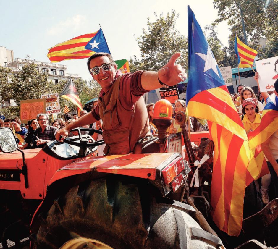 Référendum en Catalogne. 2.315 bureaux de vote, dont 207 à Barcelone