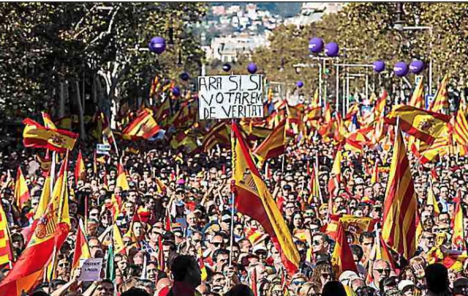 Catalogne. Nouveau projet de statut d'autonomie
