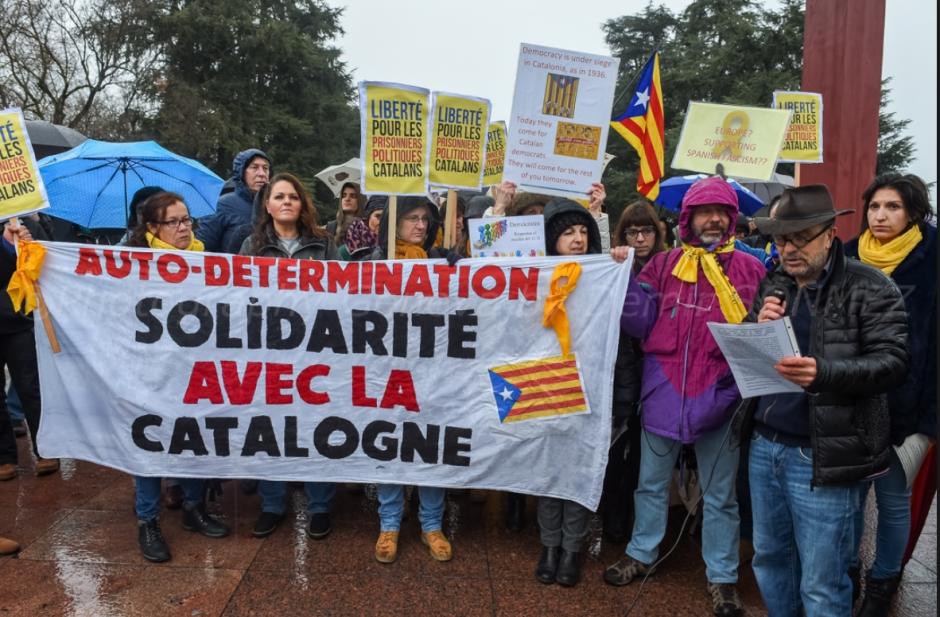 Catalogne. Les grévistes de la faim indépendantistes reçoivent du soutien