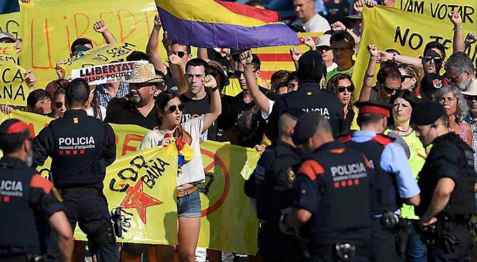 Catalogne. Le président Torra répudie le roi