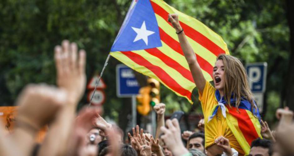 Mouvement de solidarité avec la Catalogne