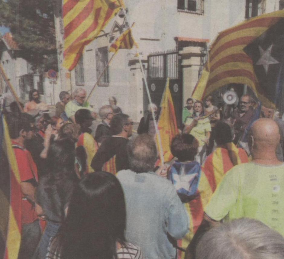 Les catalans du nord en appellent à la démocratie