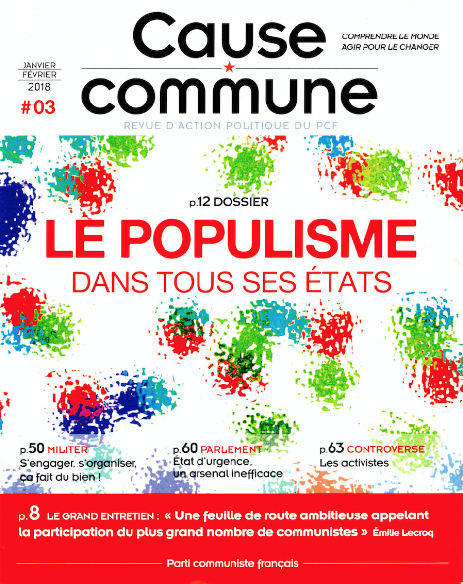 Cause commune n°3 (janvier-février 2018)