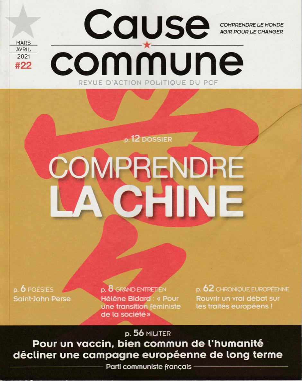 Cause commune n°22 (mars-avril 2021)