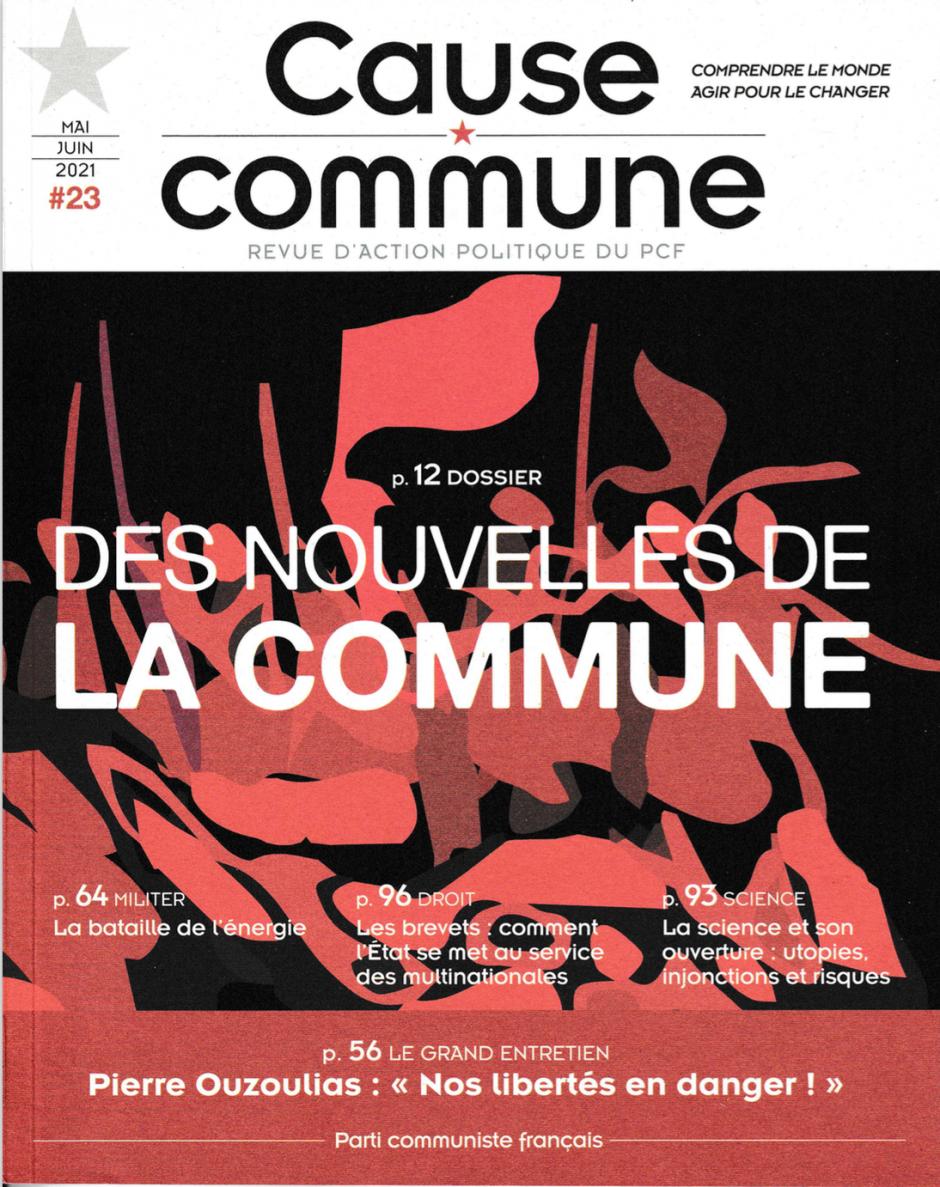 Cause commune n°23 (mai-juin 2021)