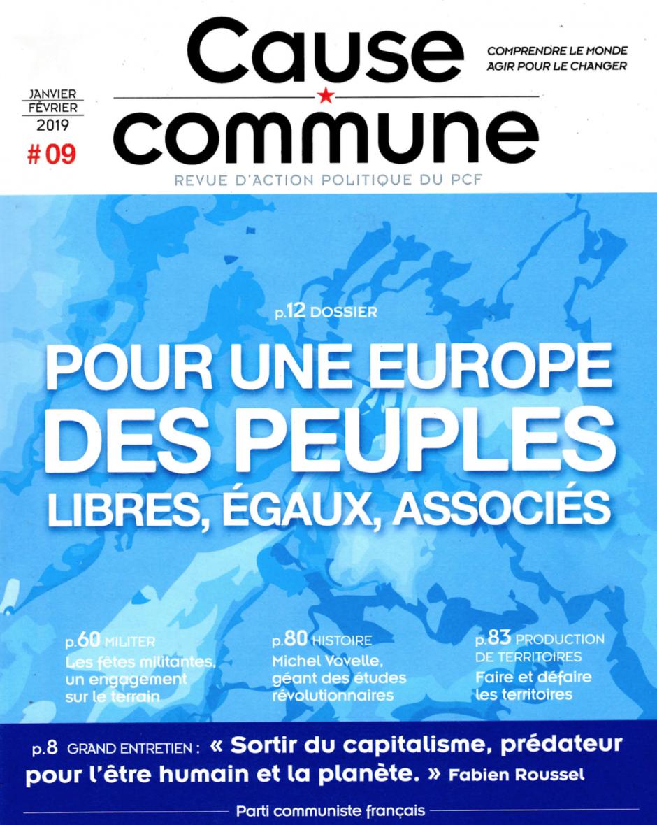 Cause commune n°9 (janvier-février 2019)