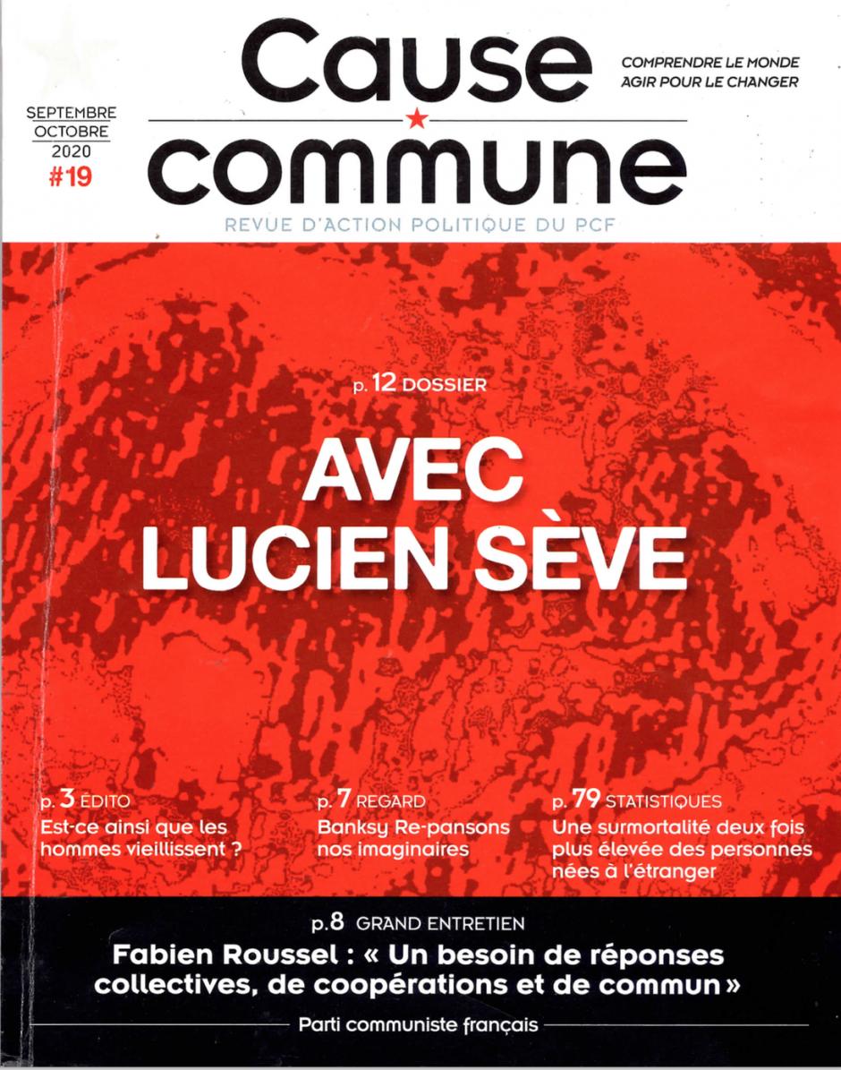 Cause commune n°19 (septembre-octobre 2020)