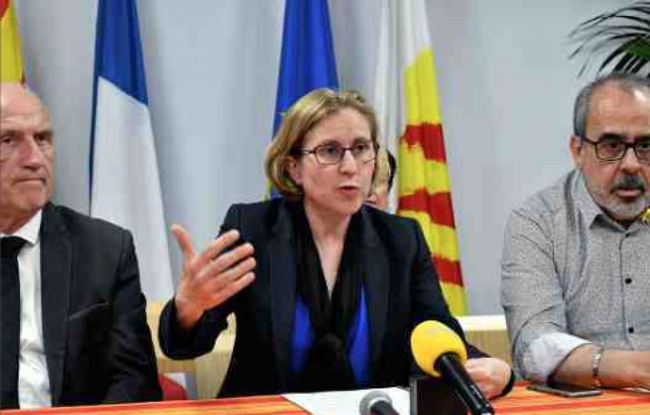 Catalogne. Le Conseil départemental 66 appelle les élus à se mobiliser