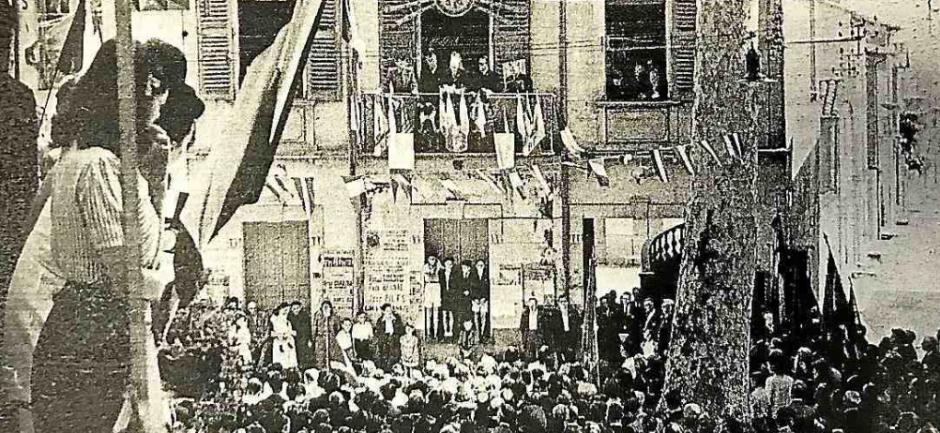 19 août 1944. Le maquis AS44 libère Céret et le Vallespir