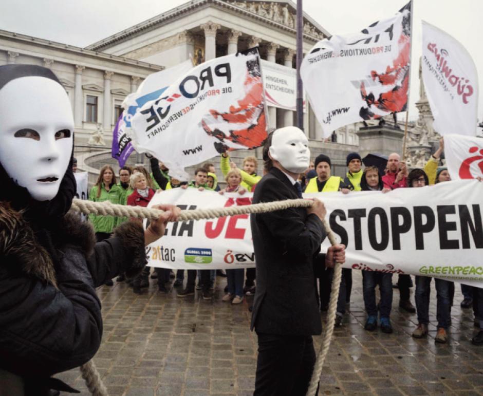 CETA . Les maires montent au front