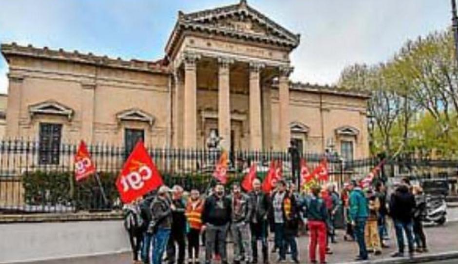 La CGT dénonce des cas de « répression antisyndicale »