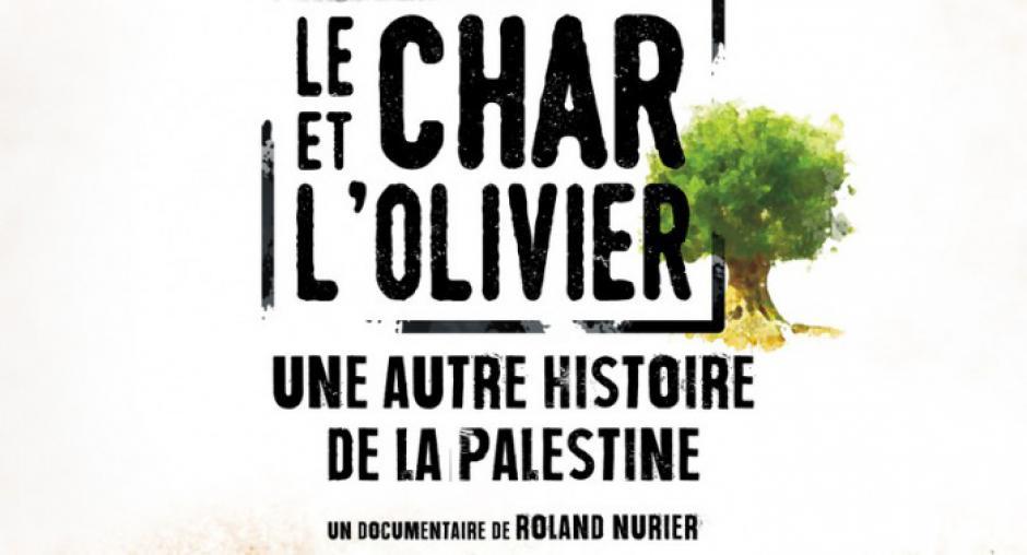 « Le char et l'olivier ». Une autre histoire de la Palestine