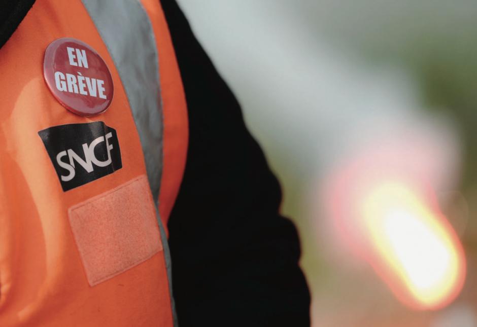 SNCF : l'intersyndicale toujours déterminée