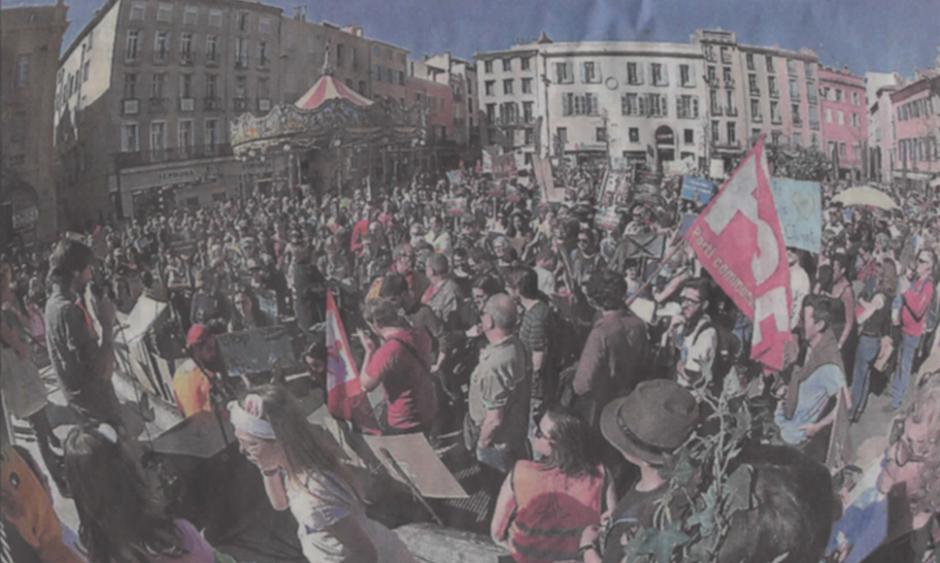 Perpignan. Plusieurs milliers de personnes dans la rue pour le climat
