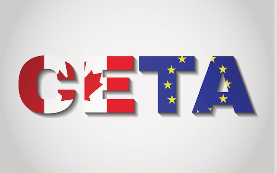 Le CETA, le réchauffement climatique et l'hypocrisie du gouvernement